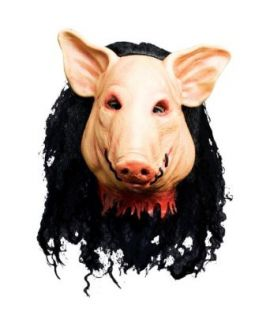 Don Post Studios Saw Movie Pig Mask Clothing