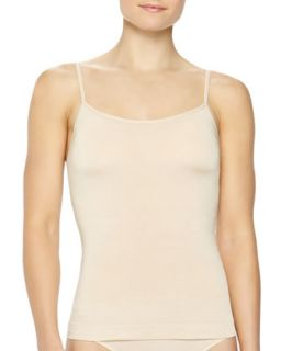Womens B Smooth Bra Camisole   Wacoal   Naturally nude (MEDIUM/36)