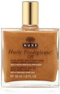 NUXE Huile Prodigieuse OR Multi Purpose Dry Oil, 1.6 fl. oz.  Body Oils  Beauty