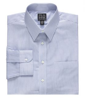 Traveler Point Collar Dress Shirt by JoS. A. Bank Mens Dress Shirt