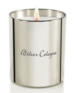 Gold Leather Candle   Atelier Cologne   Gold