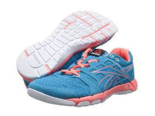 Reebok ONE Trainer 1.0 Womens Cross Training Shoes (Blue)