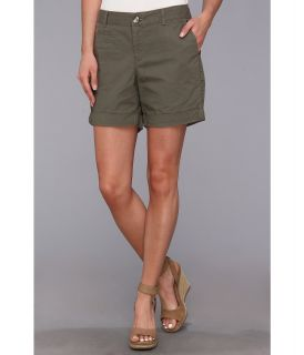 Dockers Misses Beach Short Womens Shorts (Brown)