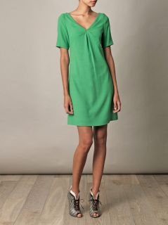 Ria crepe dress  Goat