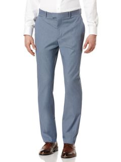 Perry Ellis Mens Slim Fit Sorona Stripe Portfolio Pant