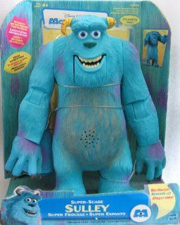 Disney/Pixar   Monsters, Inc   Talking Super Scare SULLEY   Growls, Moves + Says Phrases from Movie: Toys & Games
