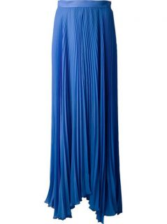Alice+olivia Pleated Maxi Skirt   Stylesuite