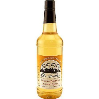 Fee Brothers Curacao   Triple Sec Syrup   32 oz : Cocktail Drink Bitters : Grocery & Gourmet Food