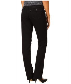 Levis® Womens 525™ Perfect Waist Straight Leg Jean Black Ink