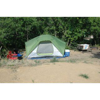 Greatland Dome Tent 4 6 Person   Green/White : Family Tents : Sports & Outdoors