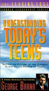 Understanding Today's Teens Seeing the Future of the Church in the Young People of Today [VHS] George Barna Movies & TV