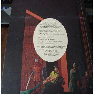 Official Advanced Dungeons & Dragons Players Handbook: Gary Gygax, David C. Sutherland: 9780935696011: Books