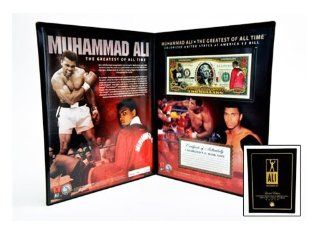 COMMEMORATIVE MUHAMMAD ALI $2 DOLLAR BILL   AS SEEN ON TV!: Everything Else
