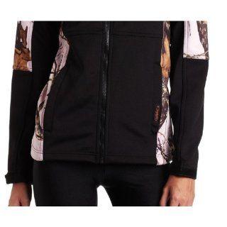 Yukon Gear Women's Windproof Fleece Jacket: Sports & Outdoors