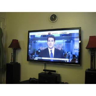 Panasonic TC P60U50 60 Inch 600Hz Plasma HDTV (2012 Model): Electronics