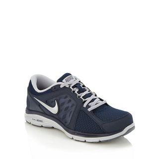 Nike Nike navy Dual Fusion Run trainers