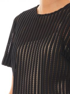 Oda sheer striped top  Rag & Bone