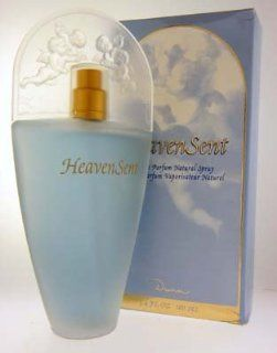 HEAVEN SENT by Dana EAU DE PARFUM SPRAY 3.4 OZ : Heaven Scent Perfume : Beauty