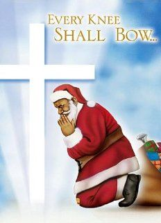 Knee Shall Bow   Box of 15 Christmas Cards   Birthday Greeting Cards