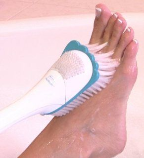 Foot Scrubber   PediBrush   As Seen On TV!: Health & Personal Care