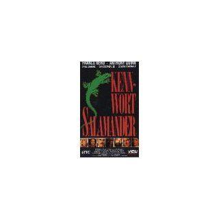 Kennwort: Salamander [VHS]: Franco Nero, Anthony Quinn, Sybil Danning, Christopher Lee, Claudia Cardinale, Martin Balsam, Morris West, Jerry Goldsmith, Peter Zinner, Paul Maslansky, Robert Katz, Marcello Gatti: VHS