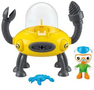 Octonauts Claw and Drill GUP D (New for 2013): Spielzeug