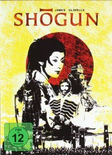 Shogun (5 DVDs): Richard Chamberlain, Toshir� Mifune, Yoko Shimada, Frankie Sakai, Damien Thomas, John Rhys Davies, James Clavell, Maurice Jarre, Jerry London, Andrew Laszlo, Eric Bercovici, Jack Tucker: DVD & Blu ray