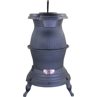 Vogelzang Cast Iron Pot Belly Stove — 65,000 BTU, Model# PB65XL