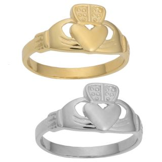 PalmBeach Diamond Accent 10k Yellow Gold Traditional Celtic Symbol