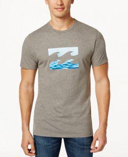Billabong Mens Team Wave T Shirt   T Shirts   Men