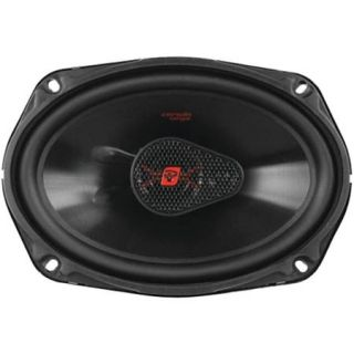 "Cerwin Vega Mobile H4683 HED 3 Way Coaxial Speakers (6"" x 8"", 320 Watts)"