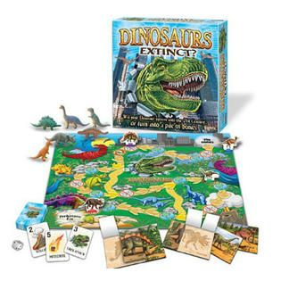 Briarpatch Board Game Dinosaurs Extinct?   Toys & Games   Family