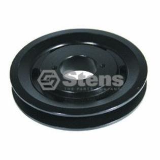 Stens Heavy Duty Cast Iron Pulley For Scag 482744   Lawn & Garden