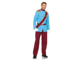 Disney Prince Charming Costume Adult Large