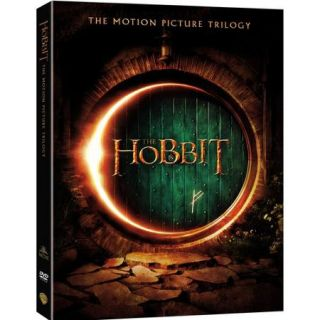 The Hobbit: The Motion Picture Trilogy (DVD + Digital HD With UltraViolet) (Widescreen)