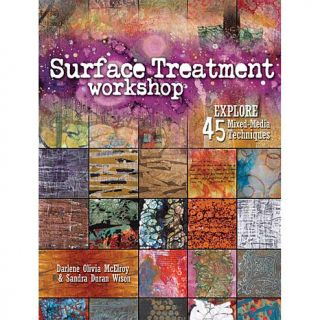 Surface Treatment Workby Olivia McElroy and Sandra Duran Wilson   7071521