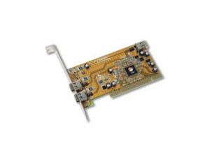 SIIG 1394 3 port PCI Card Model NN 440012 S8