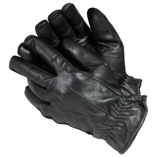 Isotoner Mens Streach Leather Gloves   Shopping   Big