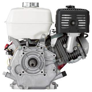 Honda Horizontal OHV Engine — 270cc, GX Series, 1in. x 3 31/64in. Shaft, Model# GX270UT2QA2  241cc   390cc Honda Horizontal Engines