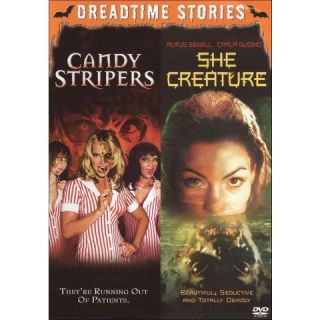 She Creature/Candy Stripers [2 Discs]