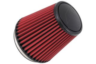 """AEM 21 2097DK   7.5"""" Base, 5.125"""" Top, 7.125"""" Height 6"""" Flange   Air Filters   Universal Fit"""