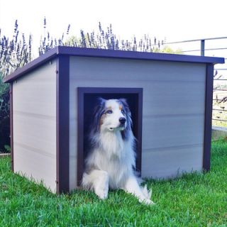 ThermoCore Canine Cabin Insulated Dog House by New Age Pet