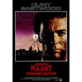 Sudden Impact Movie Poster (11 x 17)