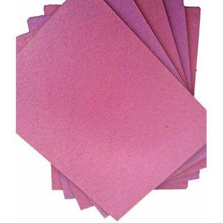 ELEPHANT DUNG PAPER (25pc)   Light Purple (Sri Lanka)
