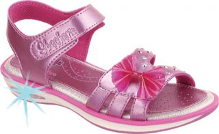 Infant/Toddler Girls Skechers Twinkle Toes Sungazer Sandal