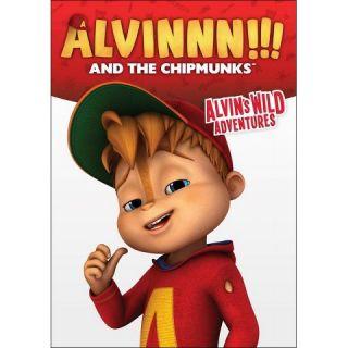 Alvinnn!!! And the Chipmunks: Alvins Wild Adventures