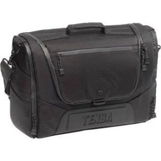 Tenba Shootout Photo/Laptop Courier (Black) 632 703