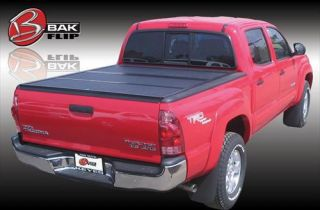 BAK Industries   BAKFlip G2 Hard Folding Tonneau Cover   Fits 60.3 in./5 ft. 0.3 in. Bed and also With Cargo Channel System
