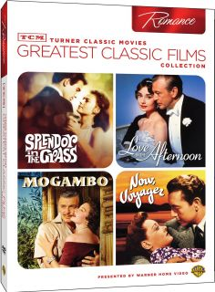 TCM Greatest Classic Films Collection Romance (DVD)   12330720