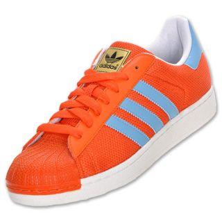 ... adidas Superstar II Mens Casual Basketball Shoe G09424 ORG ... 2b77dae09